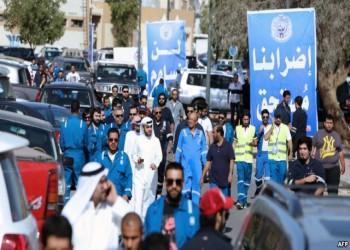 إضراب عمال النفط بالكويت .. تضامن واسع وتداعيات مؤلمة