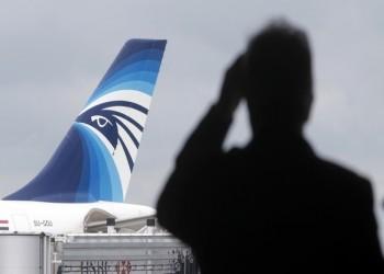 أقمار صناعية تتلقى إشارات اصطدام أو سقوط للطائرة المصرية المنكوبة