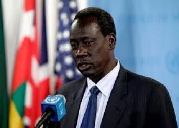 وزير خارجية جنوب السودان: علاقتنا مع دول الخليج جيدة ونبحث الانضمام للجامعة العربية