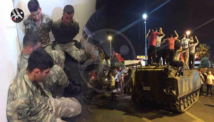 تركيا.. طائرات انطلقت من «إنجرليك» زودت مقاتلات الانقلاب بالوقود جوا 20 مرة