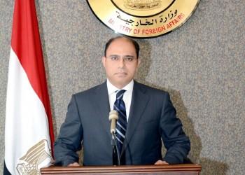 خارجية مصر تتخلى عن صمتها: لا صحة لتوطين الفلسطينيين في سيناء
