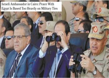 سفير «إسرائيل» يشيد بعلاقات «نتنياهو» و«السيسي»: أساسها الثقة والاحترام المتبادل