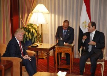 إحباطات مصرية من «ترامب» قبل زيارة واشنطن