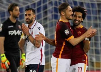 «روما» يواجه «بولونيا» أملاً في مواصلة المنافسة.. وصراع بين «نابولي» و«لاتسيو» على «مقعد الأبطال»