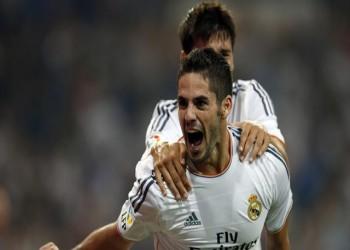 «إيسكو» يقود «ريال مدريد» للفوز على «خيخون» في مباراة مثيرة