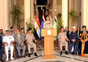 مـصر 2012-2013: القضاء على تجربة التحول الديمقراطي