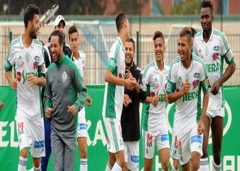 مع تهديدات بعدم اللعب.. لاعبو «الرجاء المغربي» يواصلون التمرد لليوم الثالث