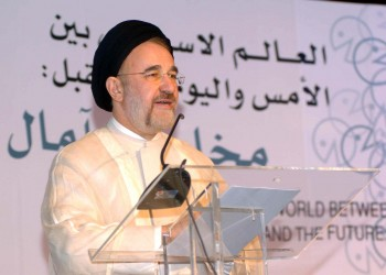 «محمد خاتمي»: محرك العرائس الحقيقي في مسرح انتخابات الرئاسة الإيرانية