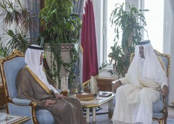 الأمير «تميم» يبحث مع «الجبير» تطورات الأوضاع الإقليمية والدولية