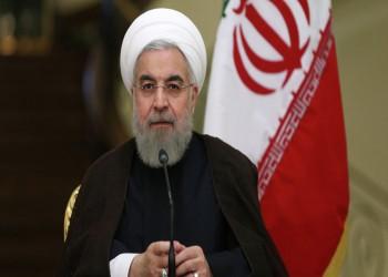 «روحاني» يتهم «الحرس الثوري» بحشد التأييد لـ«رئيسي»