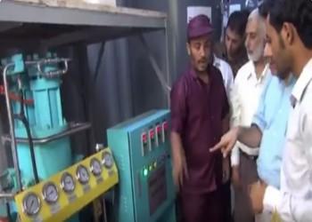 بتمويل قطري.. افتتاح أول محطة لتوليد الأكسجين للمستشفيات بتعز