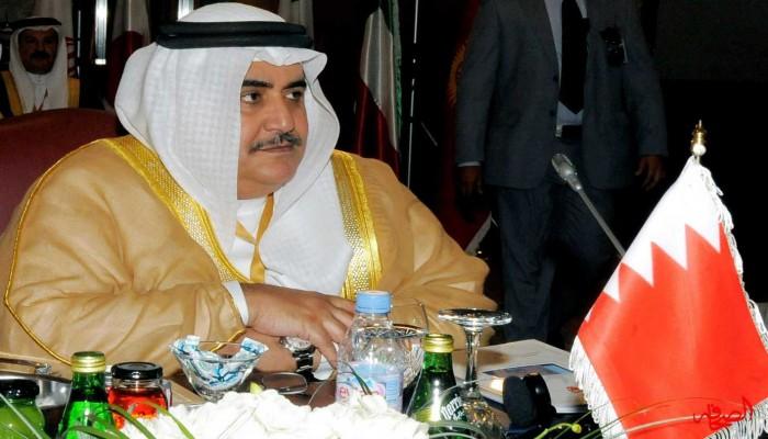 وزير خارجية البحرين يوضح موقفهم من القاعدة التركية بقطر