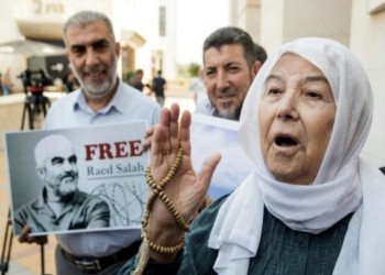سجناء يهود يعتدون بالضرب على الشيخ «رائد صلاح»