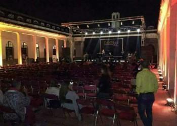 غياب الجمهور عن مهرجان «طانجاز» احتجاجا على مشاركة «إسرائيلية»