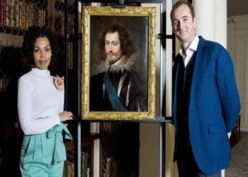 بريطانيا: العثور على لوحة «مفقودة» منذ 400 عام