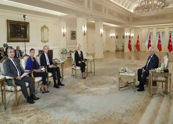 «أردوغان» في طهران قريبا.. و«يلدريم»: أزمة كردستان بلغت ذروتها