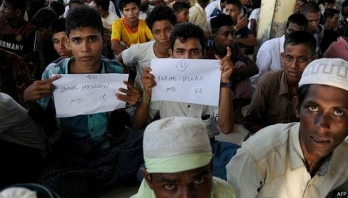 قطر الخيرية تقدم مساعدات إغاثية لمسلمي الروهينغا في بنغلاديش