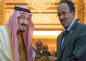 الملك «سلمان» يعقد اجتماعا في جدة مع رئيس الصومال
