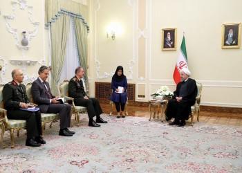«روحاني»: تطوير التعاون التركي يساهم في حل المشاكل الإقليمية