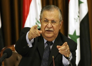 وفاة «جلال طالباني» أول رئيس كردي في تاريخ العراق