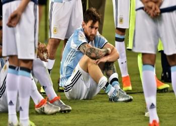 4 أشياء سيخسرها «ميسي» بغيابه عن مونديال 2018