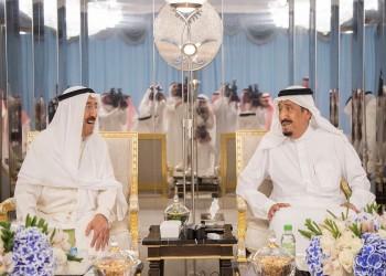 أمير الكويت يبحث في السعودية الإثنين الأزمة الخليجية