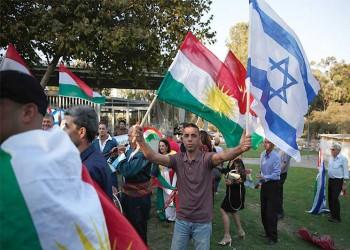 (إسرائيل) وتقسيم المنطقة