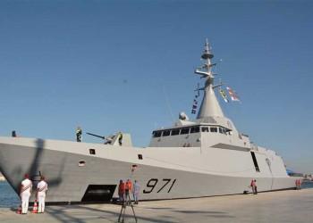 انضمام فرقاطة وغواصة جديدتين للقوات البحرية المصرية