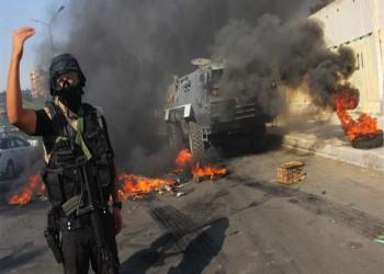 مقتل 3 وإصابة 11 في تفجير مدرعة للشرطة المصرية بسيناء