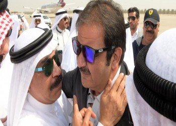 وزير الداخلية العراقي يزور عائلة «عبدالحسين عبدالرضا» بالكويت