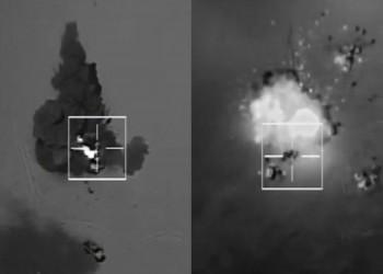 مصر: تدمير 10 عربات محملة بالأسلحة قادمة من ليبيا