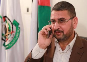 «حماس» تستنكر تصريحات إقامة دولة فلسطينية في «سيناء»