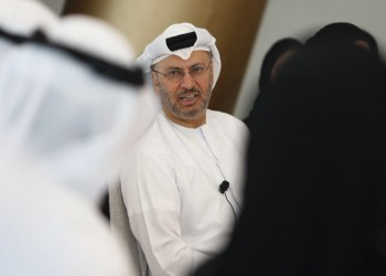 «قرقاش» يدعو لدعم «صالح» في مواجهة الحوثيين باليمن