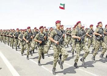 نائب رئيس أركان الجيش الكويتي ينفي قبول الجنسيات العربية