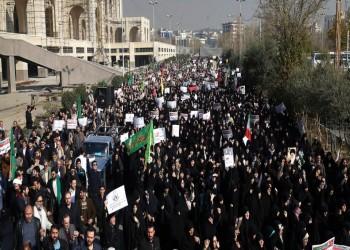 مجلة أمريكية: السعودية ترتعش خوفا بسبب احتجاجات إيران
