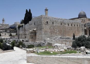 بأمر الاحتلال.. الترميم بالمسجد الأقصى جريمة تستوجب الاعتقال