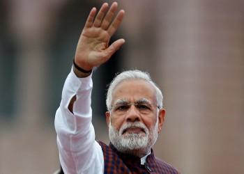 رئيس وزراء الهند يزور فلسطين والإمارات وسلطنة عمان