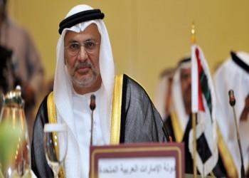 «قرقاش» يلمح لاستمرار الأزمة الخليجية حتى 2020