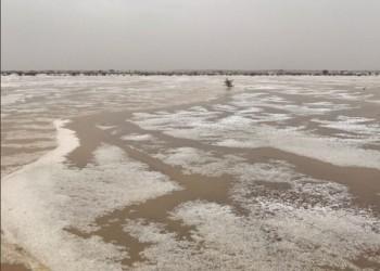 محافظات سعودية تعلق الدراسة بسبب تقلبات الطقس