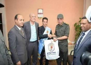 مفاجأة.. «السيسي» استضاف طالبا مصريا على قوائم «الإرهاب»