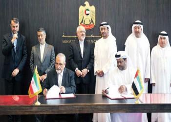 الإمارات الأولى عربيا في حجم التبادل التجاري مع إيران