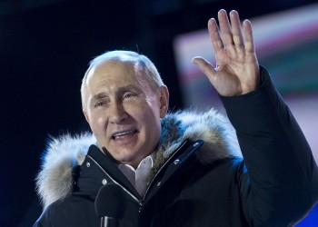 السياسة الخارجية الروسية في العهد البوتيني السادس