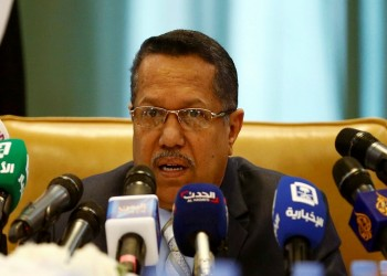 الحكومة اليمنية تطالب برفع العقوبات عن نجل «صالح»