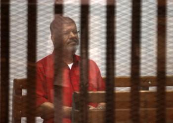 «التايمز»: «مرسي» يواجه الموت داخل محبسه