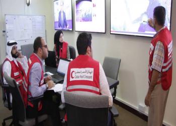 «الهلال الأحمر» القطري يدعم القطاع الصحي لغزة بمليون دولار