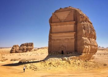 اتفاق سعودي فرنسي لتطوير منطقة العلا الأثرية