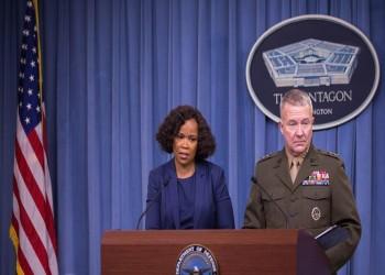«البنتاغون»: ضرباتنا حققت أهدافها ولم نستهدف الإطاحة بنظام «الأسد»