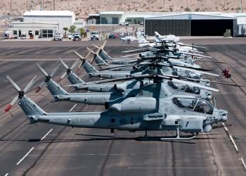 مروحيات مقاتلة أمريكية للبحرين بـ911 مليون دولار