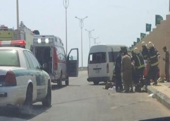 واقعة جديدة لنسيان جثة سعودية بسيارة بعد حادث مروري