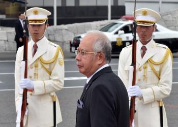 منع رئيس وزراء ماليزيا السابق وزوجته من السفر